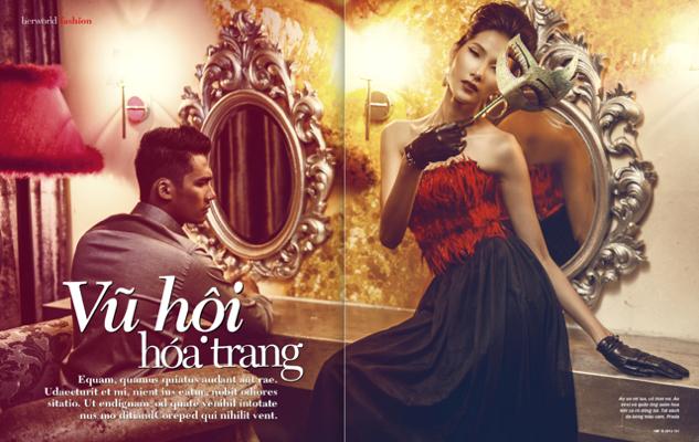 Herworld Vietnam Magazine
