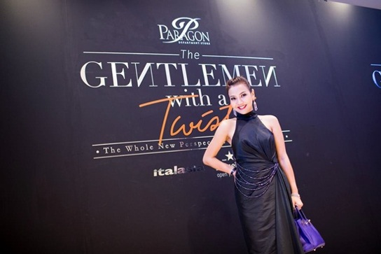 Chief Designer Pauline in THE GENTLEMAN WITH A TWIST