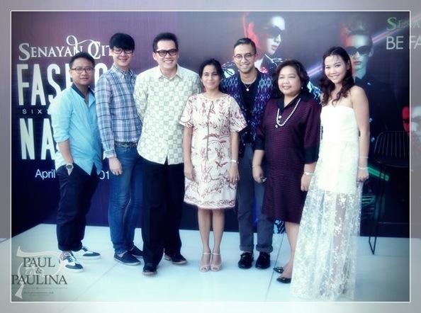 Press Conference in Senayang City, Jakarta