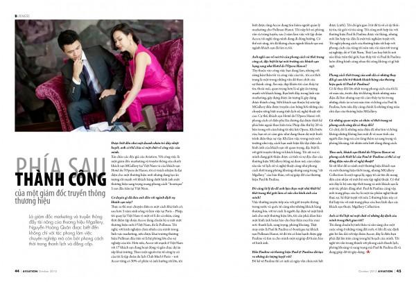 Aviation Magazine Oct 2013